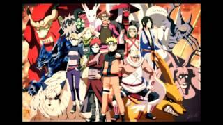 Naruto shippuden opening 14 full (Tsuki no ookisa)