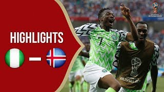 Download Video Hasil Pertandingan Piala Dunia 2018: Timnas Nigeria Vs Timnas Islandia MP3 3GP MP4