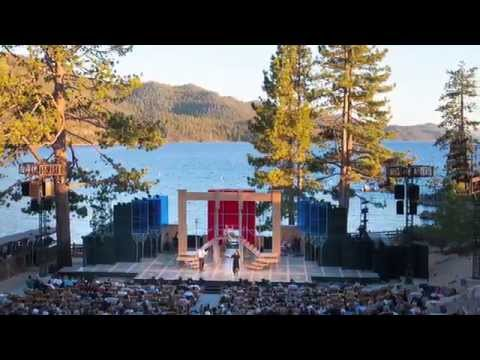 The Lake Tahoe Shakespeare Festival Experience