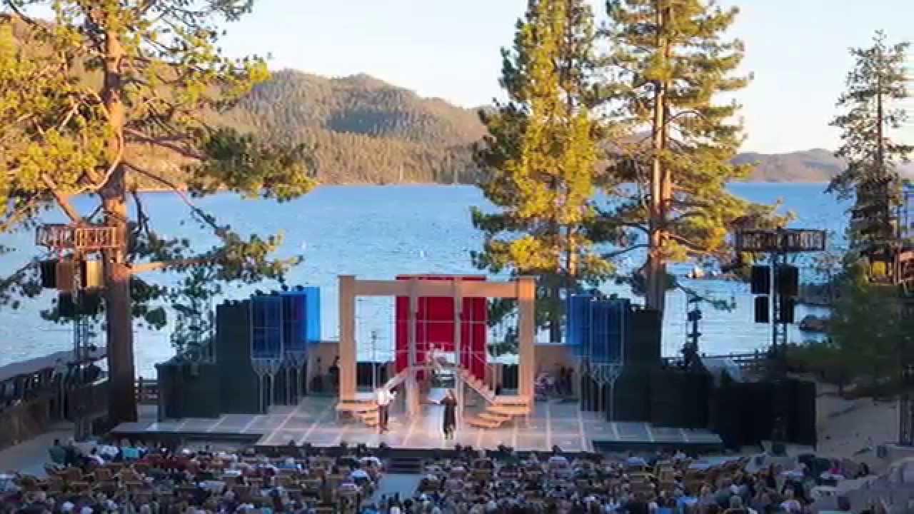 Lake Tahoe Shakespeare Festival 2020 Lake Tahoe Shakespeare Festival | Carson City Nevada News   Carson Now