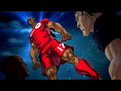 Jozy Altidore is the Beast