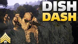 dish dash arma 3 surprise attack