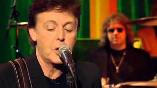 Watch Paul McCartney All Shook Up video