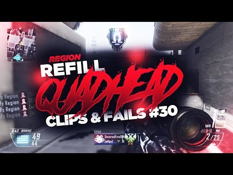 Region | QUADHEAD X2! | Joined @Darth_Empire | (Clips & Fails #30) | @PzRegion