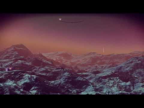 Noman Skyski - Dusk & Night time-lapse (snowy weather environment)