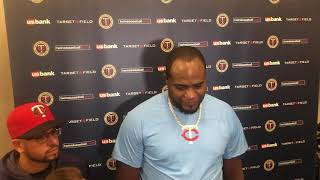 6/18/19: Michael Pineda after six strong innings