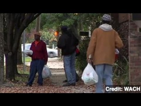 South Carolina City Makes Homelessness Illegal