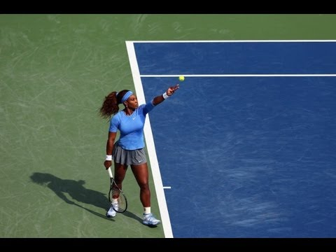 2013 Western & Southern Open Quarterfinal WTA Highlights