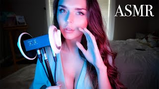 ASMR | Soft Whispering + Ear Cupping to Put You to Sleep