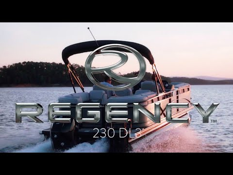 Regency 230 DL3 video