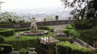 """Villa Adriana y Villa de Este - Tivoli - Italia""""Patrimonio de la Humanidad"""""""