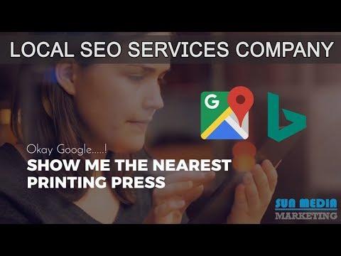 Local Search Engine Optimization (SEO) Services | Local SEO Marketing Company - Sun Media Marketing