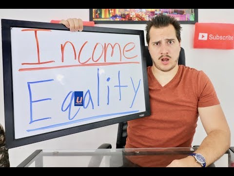 How to Fix Income Inequality in America! Wealth Inequality!