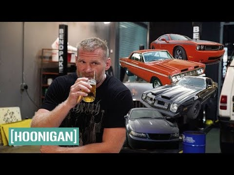 [HOONIGAN] A BEER WITH: Josh Barnett (Warmaster)