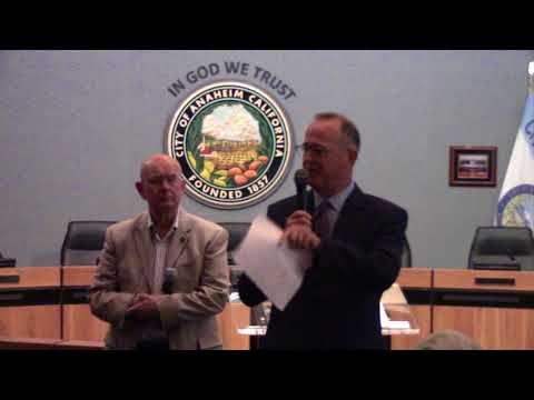 District 5 Meeting at City Hall Part 1