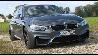 Shaped as a sedan - The new BMW M3 | Drive it!