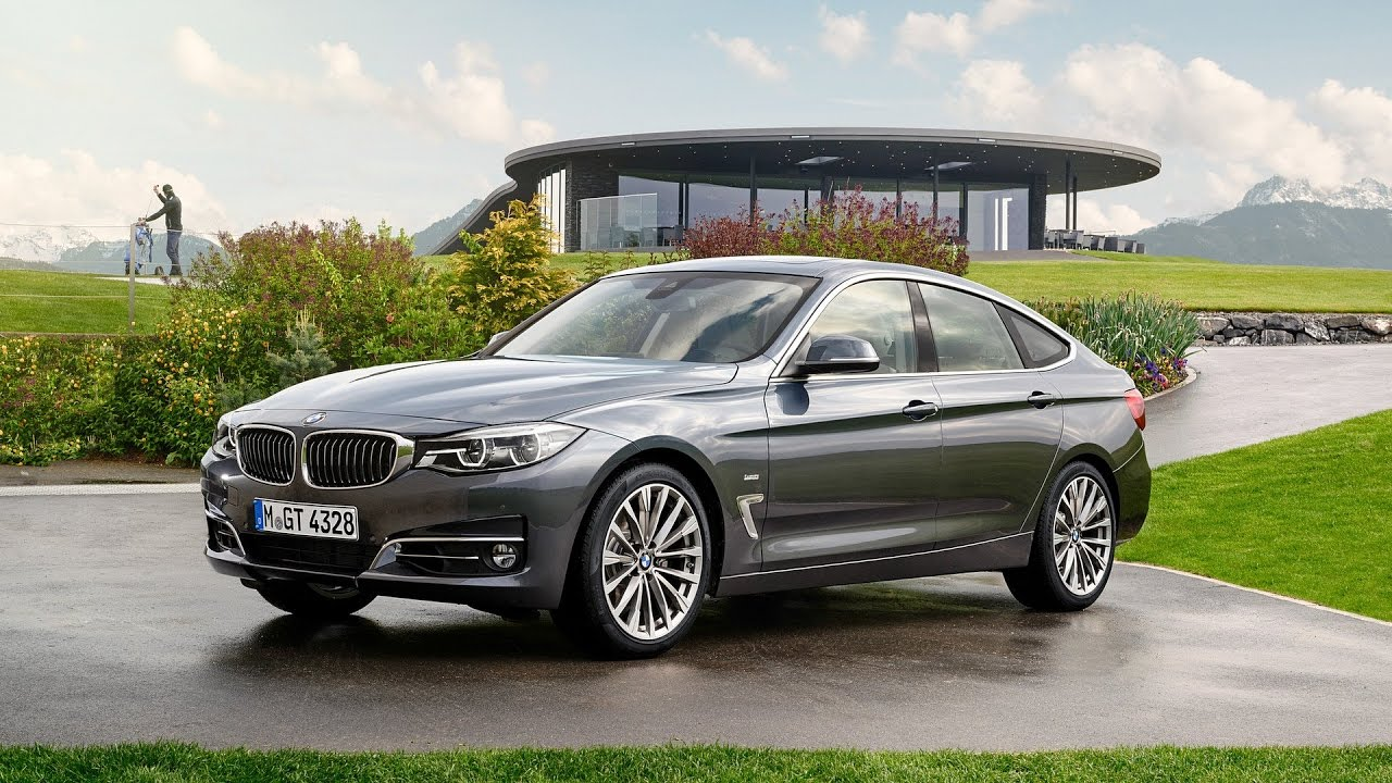 2017 bmw 3 series gran turismo 326 hp interior and exterior