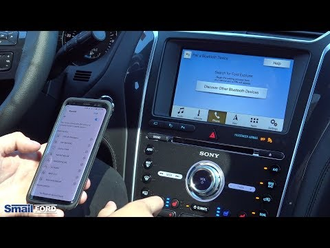 How To Connect Your Phone To Your Ford With Android Auto
