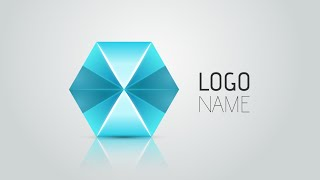 Adobe Illustrator CC | Logo Design Tutorial (Hexagon)