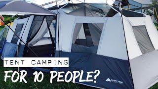Buying a Tent?