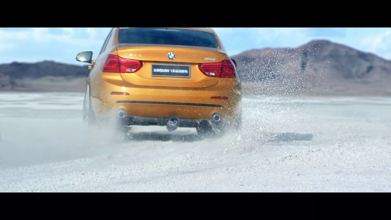 2017 Bmw 1 Series Sedan Promotional Video Youtube