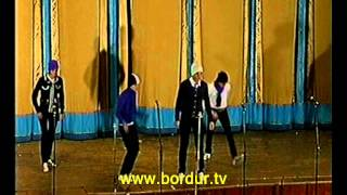 КиВиН 2009  2 тур  54  Ярославль, «Dasistfak»(Сочинский фестиваль КВН. КиВиН-2009, Просмотровый 2 тур., 2014-04-28T14:57:21.000Z)
