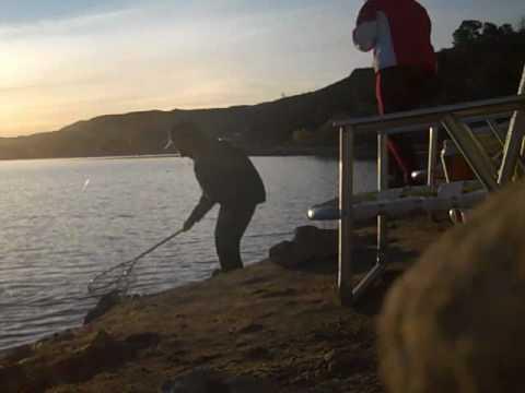 Irvine lake fishing youtube for Irvine lake fishing