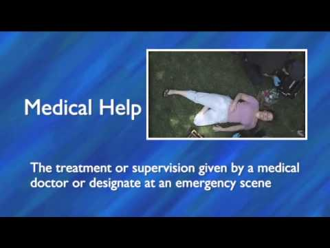 Interactive First Aid CPR Training Video