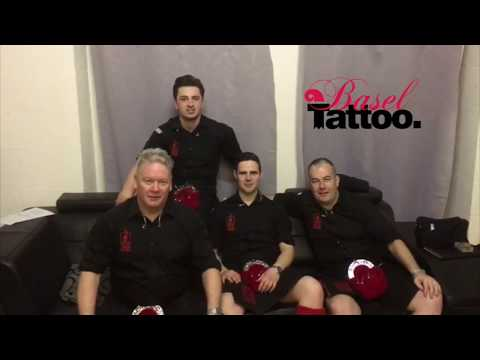 Die Red Hot Chilli Pipers kommen ans Basel Tattoo 2018