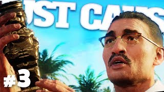 ARE WE IN TOMB RAIDER NOW?! | Just Cause 4 #3