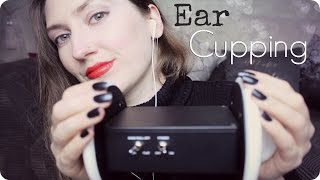 ASMR 3Dio Pure Ear Cupping - Fast & Slow with & without Latex Gloves (NO TALKING) Tingles|Relaxation