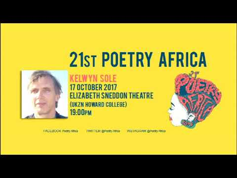 Chipo Zhou on the 21st Poetry Africa Festival