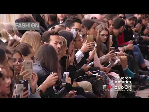 PORTUGAL FASHION SS17 BLOOM | EDUARDO AMORIM | By Fashion Channel