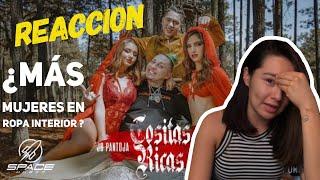 Reaccionando a¨JD Pantoja & Lary Over - Cositas Ricas (Video Oficial)¨