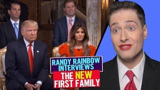 Baixar Randy Rainbow Interviews the New First Family!