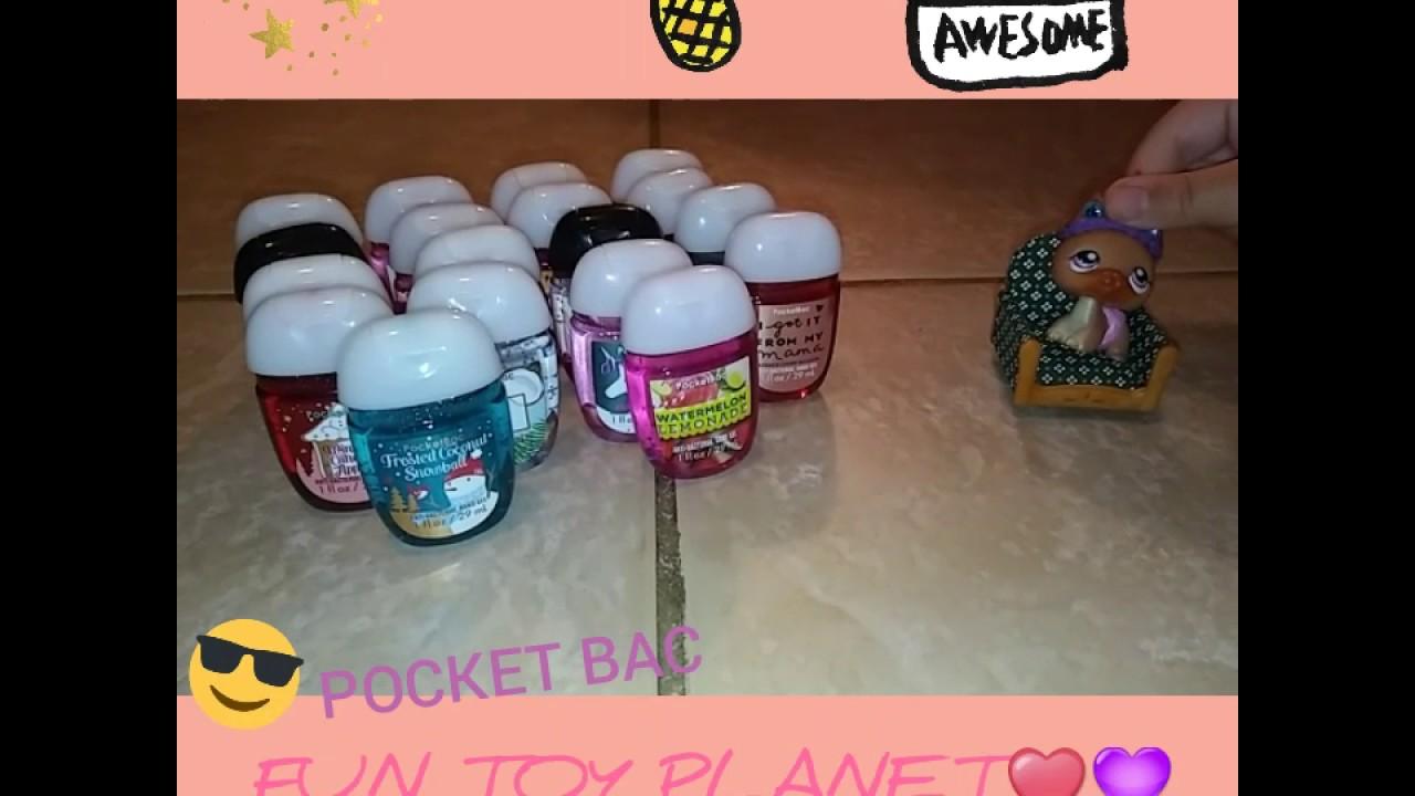 Pocketbac giveaways