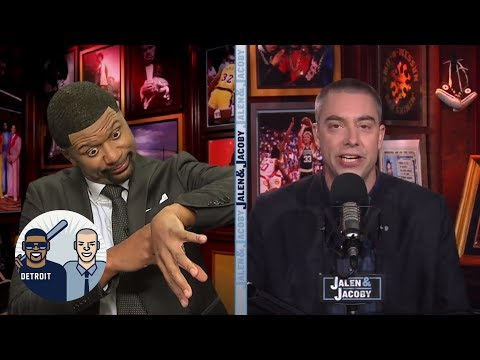 Jalen Rose on new NBA playoffs format: It could create new rivalries | Jalen & Jacoby | ESPN