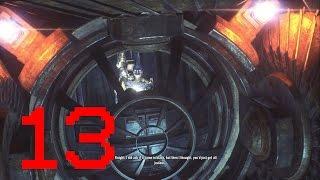 Batman: Arkham Knight - Gameplay 13 - Gordon at the abandoned shopping mall