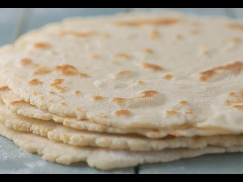 Brown Rice Tortillas | fat-free gluten-free vegan