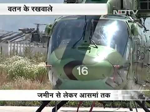ध्रुव हेलीकाप्टर  DHRUV HELICOPTER , INDIAN ARMY