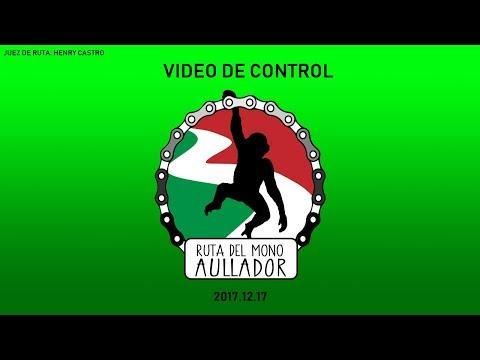 Ruta del Mono Aullador MTB 1ra edicion - Video de Control