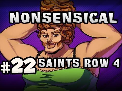 RECTAL PROBE - Nonsensical Saints Row IV w/Nova & Sp00n Ep.22 |