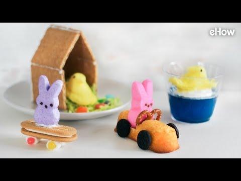 DIY Peeps Easter Treat Ideas For Kids