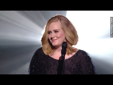 Adele Smashes Single-Week Album Sales ... In Just 3 Days - Newsy