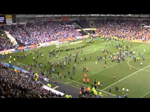 Hull City Vs Cardiff City - BBC 'Burnsy' Commentary