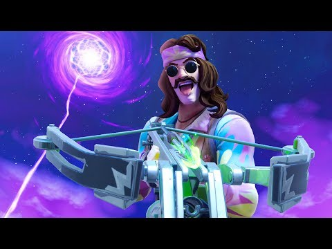 fortnite but CROSSBOWS ONLY thumbnail