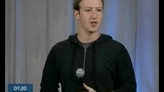 Скромный миллиардер Марк Цукерберг