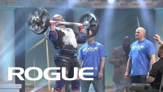 2018 Arnold Strongman Classic | Rogue Apollon Wheels - Full Live Stream Event 5