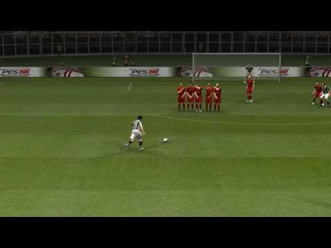 PES 2009 vs Reality (720p)