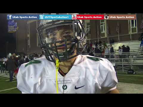 Utah High School Football: Jack Hollberg